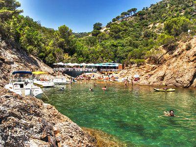 La Cala Bona - Tossa de Mar - Costa Brava, Catalonia.