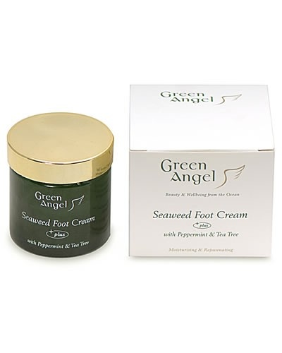 Green Angel Foot Cream - www.standun.com