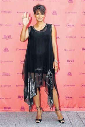 Halle Berry describe el horror de su hija - listindiario.com