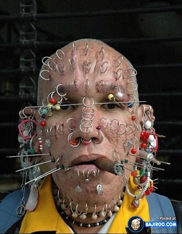 Bizarre Piercings 40