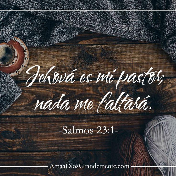 Devocional -  David  como  pastor de ovejas,   pudo  decir con todas sus letras que Jehova era su pastor, había abrazado este aspecto del carácter de Dios:  -Es quién suple todas las necesidades ,nos da a beber del agua de la vida, nos consuela, nos guía, nos  infunde  fe  en las circunstancias más difíciles, no da confianza y seguridad, nos disciplina, corrige y también nos protege y cuida para que nuestro caminar sea  firme y seguro. #NombresdeDios #JehováRaah #ADG #LGG…