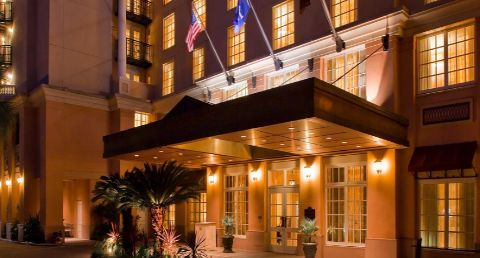 Just book a king suite at Renaissance Boutique Hotel in Charleston, SC - June 2nd - 4th. ☀️❤️