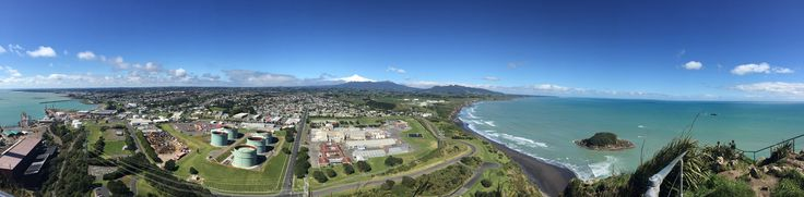 https://flic.kr/p/M1qN27 | Panoramic Picture Of New Plymouth