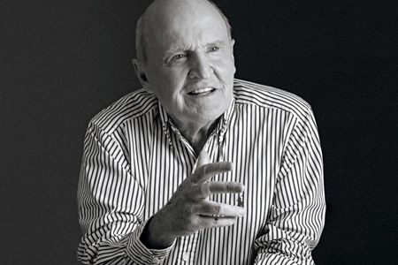 Jack Welch.  Increadible businessman and leader. CEO of General Electric 1981-2001