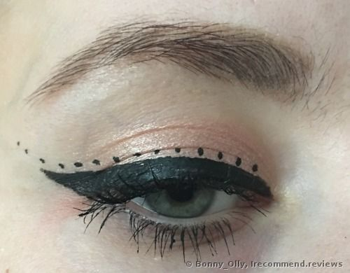 NYX Matte Liquid Liner review: 'Do you like wings as much as I do? If yes, then open my review and you'll find a lot of useful information there!'