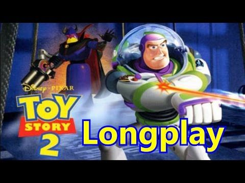 PS1 Longplay: Toy story 2 Buzz Lightyear to the rescue (PAL) - YouTube
