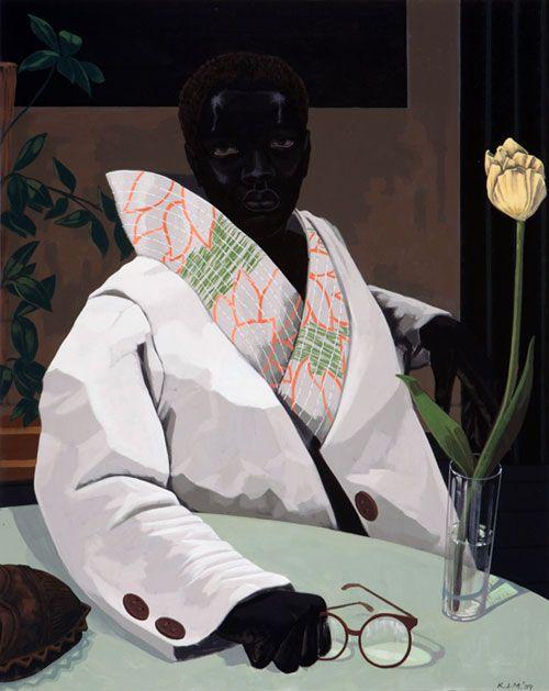 KERRY MARSHALL PAINTINGS   Kerry James Marshall - BOOOOOOOM! - CREATE * INSPIRE * COMMUNITY * ART ...