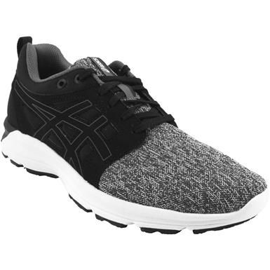 Asics Torrance Running Shoes - Womens Mid Grey Black Carbon