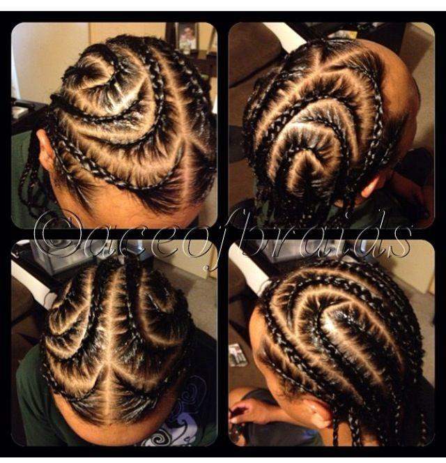 Surprising 1000 Ideas About Boy Braids On Pinterest Braids For Boys Short Hairstyles For Black Women Fulllsitofus