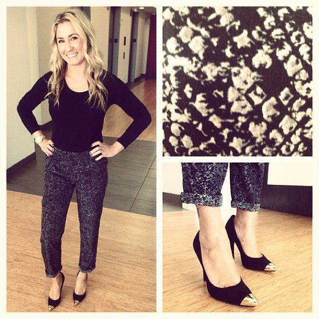 """Brandy loves her """"Brooke"""" pumps from MIA Shoes ... So Trendy!"""