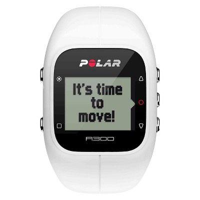 Polar Fitness and Activity Monitor - White ( Polar A300)