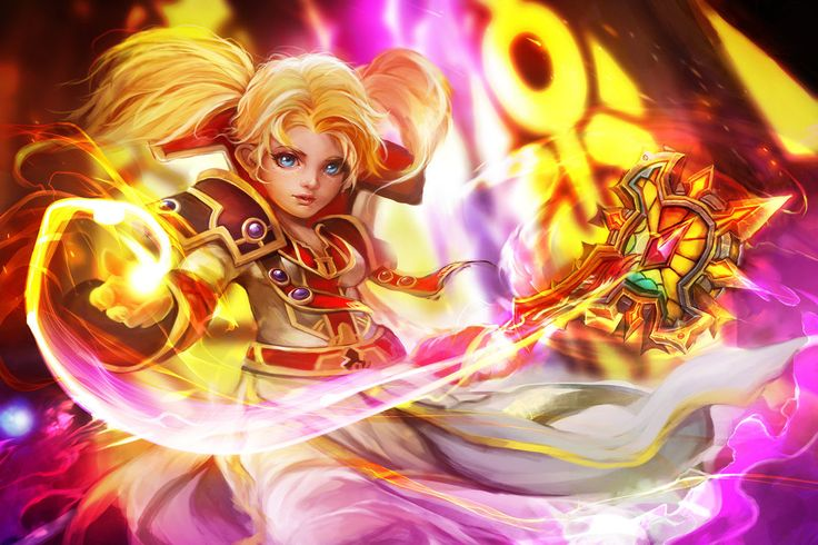 I was commissioned by Deviantart for Blizzard to create a rendition of a Gnome…