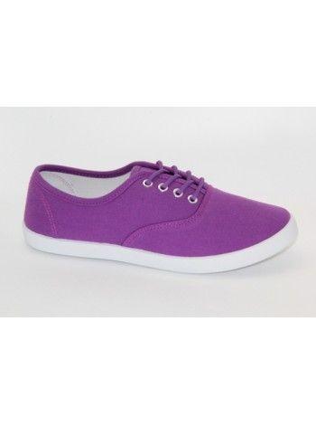 Кеды (фиолетовый)