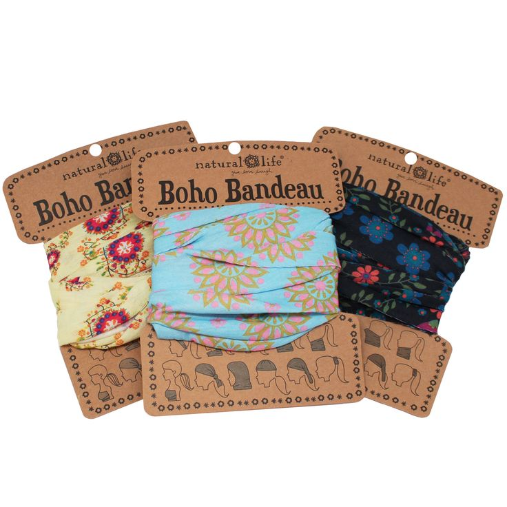 Express your style with this bandeau in 11 different ways. Can be worn as thick headband, a cute bandeau, a scrunchy, and any other way you can think of! Adorable and comfortable, we think every girl