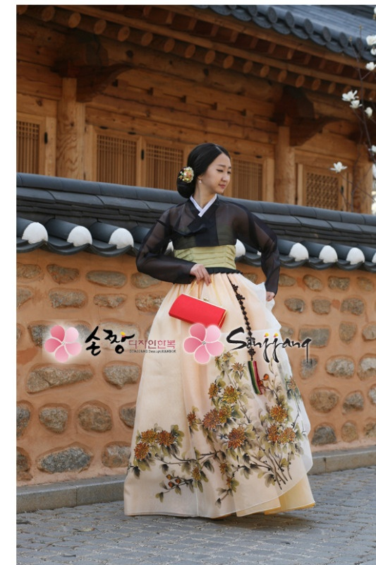 hanbok Korean fashion