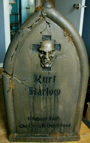 17 Best Images About Halloween Tombstones On Pinterest Dollar Tree Columns And Halloween