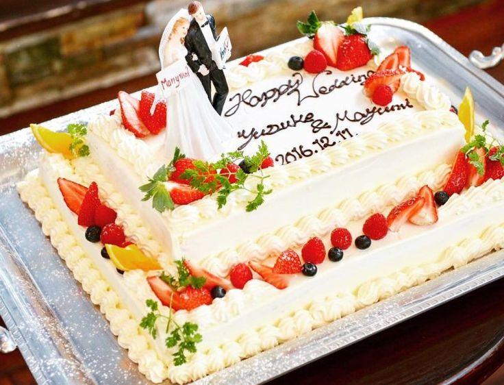 Kue Pengantin Buah-buahan Selain Segar juga Menggoda