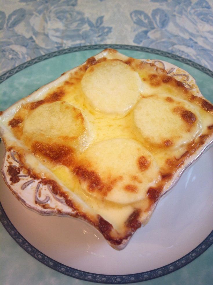 Potatoes & cheese – Patate al formaggio american style