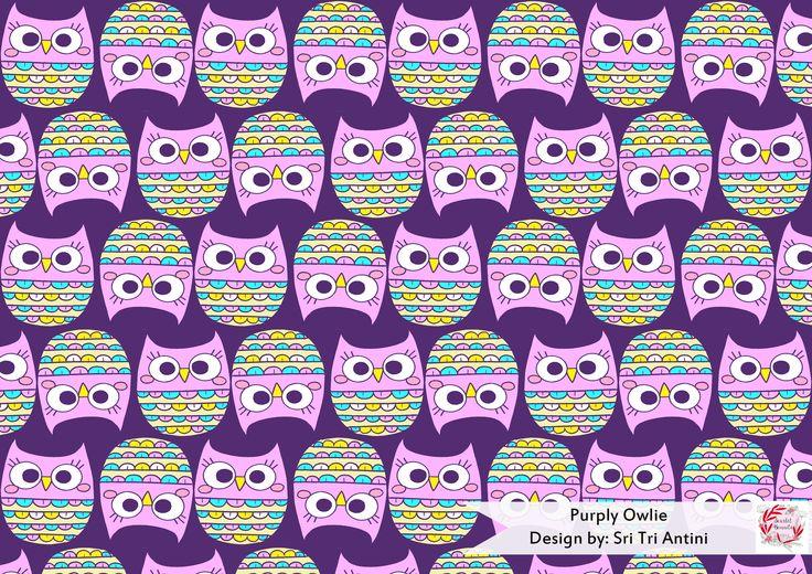 purply Owlie ^^