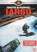 Fargo by the Coen Brothers.    Jerry Lundegaard (Macy), a hapless car salesman so deep in debt, he hires two thugs (Buscemi, Stormare) to kidnap his wife