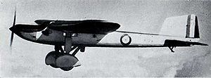 14 November 1928 First flight #flighttest of the Fairey experimental long range monoplane, held record for distance at 5410 mi (50 hours!)