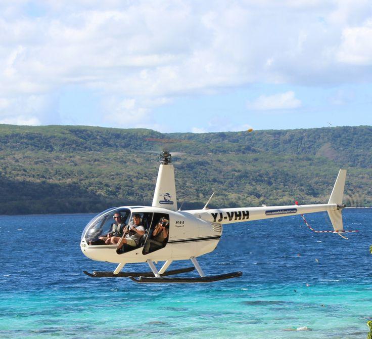 aerial photography in Vanuatu