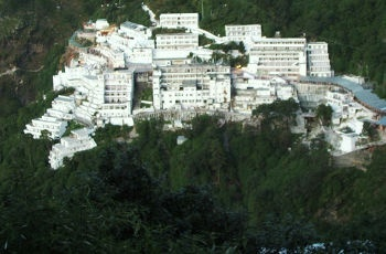 #VaishnoDevi is the most revered pilgrim centers in the India.