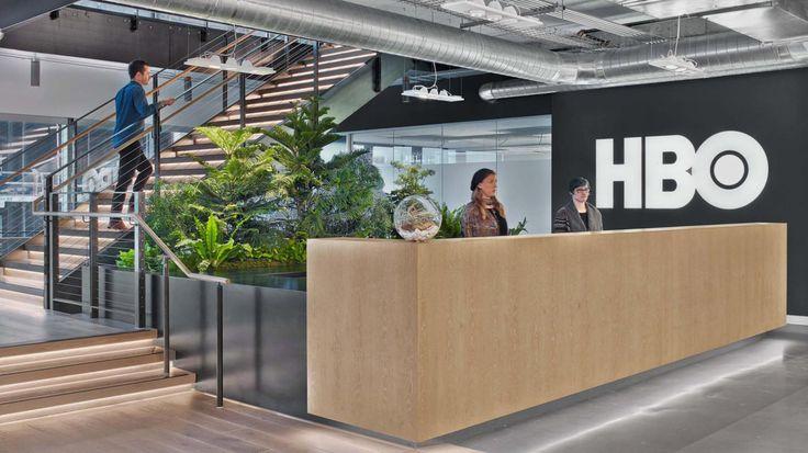 MILLENNIAL | HBO office by RaptStudio