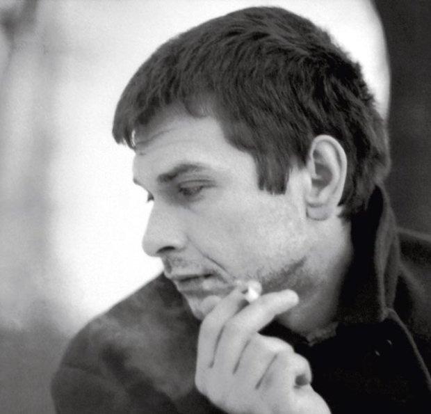 Marcin Świetlicki - fotografia Elzbiety Lempp