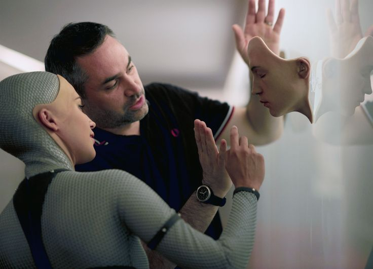 Alex Garland is coming to FX with a new series similar to 'Ex Machina': Its a sort of science fiction but its a much more technology based science fiction""