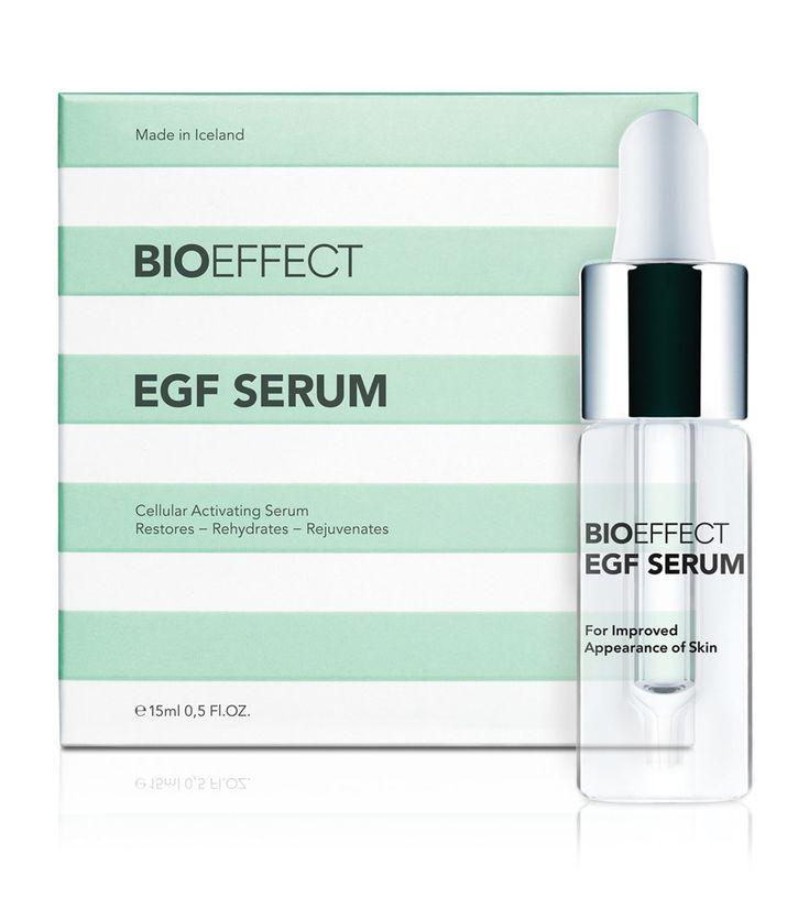 BIOEFFECT EGF SERUM. #bioeffect #