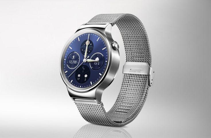 Huawei Watch : ne vous fiez pas aux apparences !   Mobile