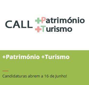 """.:Turismo de Portugal, I.P. :. Turismo de Portugal e Portugal Ventures lançam Programa """"+Património +Turismo"""": candidaturas até 31 de julho"""