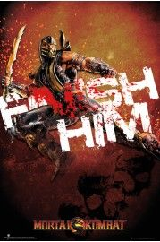 Mortal Kombat - Finish Him
