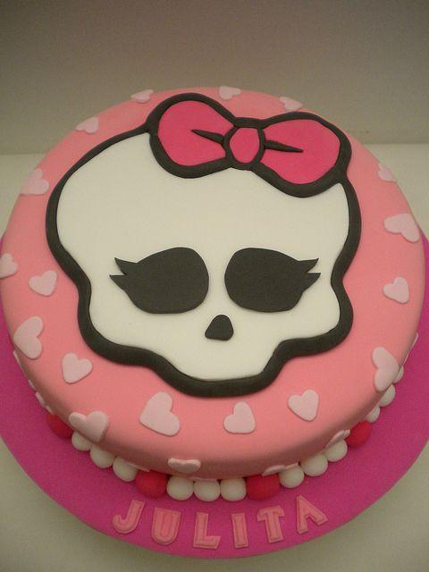 Torta Monster High | Flickr: Intercambio de fotos