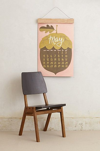 Silhouettes 2014 Calendar #anthropologie #anthrofave