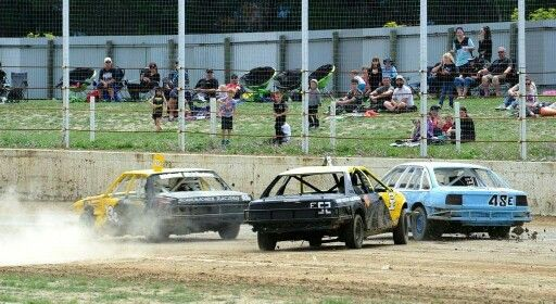 Eastern state's speedway action 2016