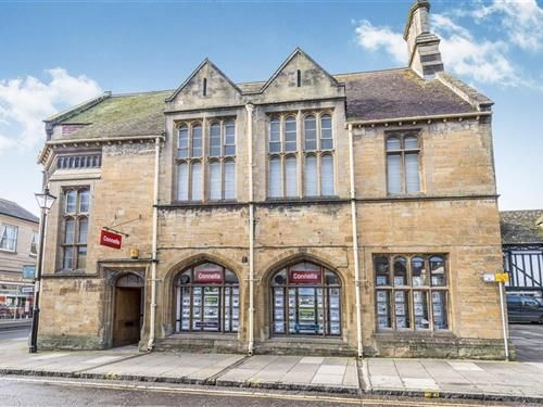 Connells leading Estate Agents situated in prime position on the High street in Sherborne Town Centre.