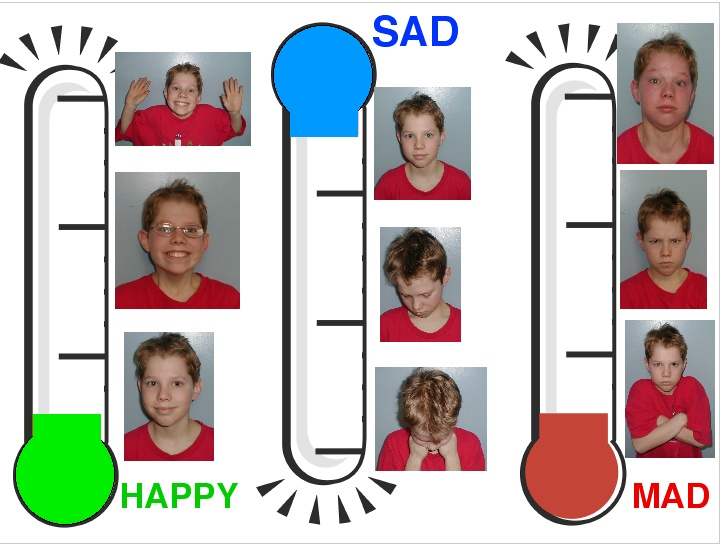 feelings thermometer - Google Search