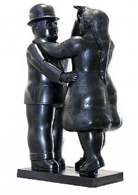 Fernando Botero | Dancers (2007) | Available for Sale | Artsy