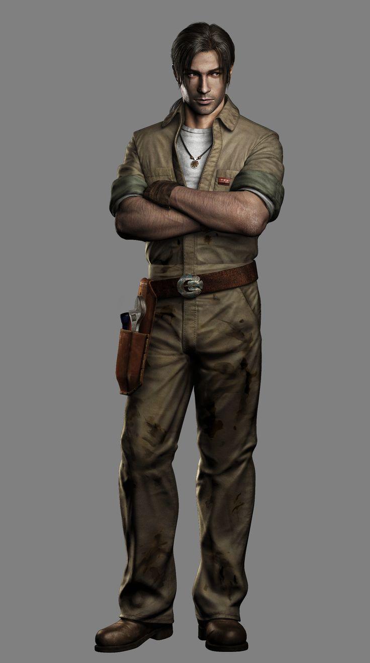 David King Resident Evil | David King (Resident Evil Outbreak) | Image | Project Umbrella
