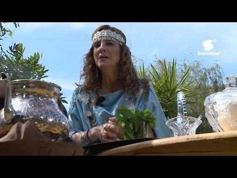 تعرفي على طريقة تحضير الشاي على الطريقة الاصيلة مع حرية المطبخ - قناة سميرة - YouTube