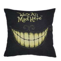 SHARE & Get it FREE | Holloween Teeth Pattern Linen Sofa Decorative Pillow CaseFor Fashion Lovers only:80,000+ Items • New Arrivals Daily • Affordable Casual to Chic for Every Occasion Join Sammydress: Get YOUR $50 NOW!