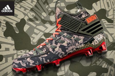 Maskáčové kopačky Adidas + Kevlar. Podívej se na to zblízka a z více stran http://www.streethome.cz/fashion/maskacove-kopacky-kevlar-adidas-jako-pocta-udatnym-vojakum/