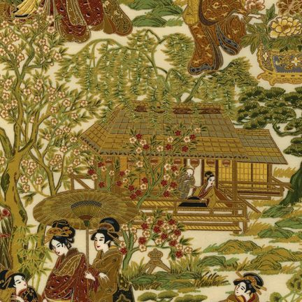Robert Kaufman - Oriental Traditions 4 ESKM-6279-15 IVORY