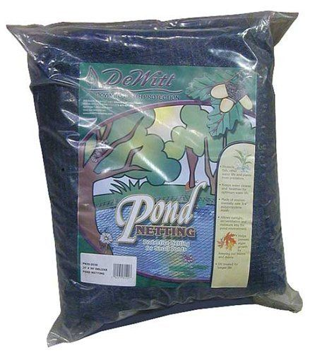 DeWitt Pond Netting 12 by 30Feet -- Read more reviews of the product by visiting the link on the image.
