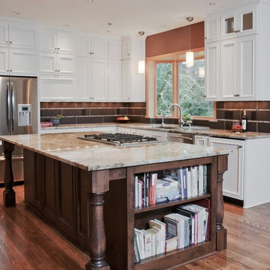 kitchen island with posts kitchen island design pictures remodel decor and ideas 5219