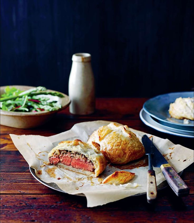 Beef Wellington by Rachael Lane from Great Pub Food | Cooked