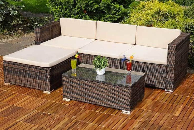 Buy 3pc Rattan Corner Sofa Set UK deal for just £249.00 £249 instead of £669.01 (from Dining Tables) for a three-piece rattan corner sofa set - save 63% BUY NOW for just £249.00
