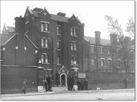 The Poplar and Stepney Sick Asylum 1800s